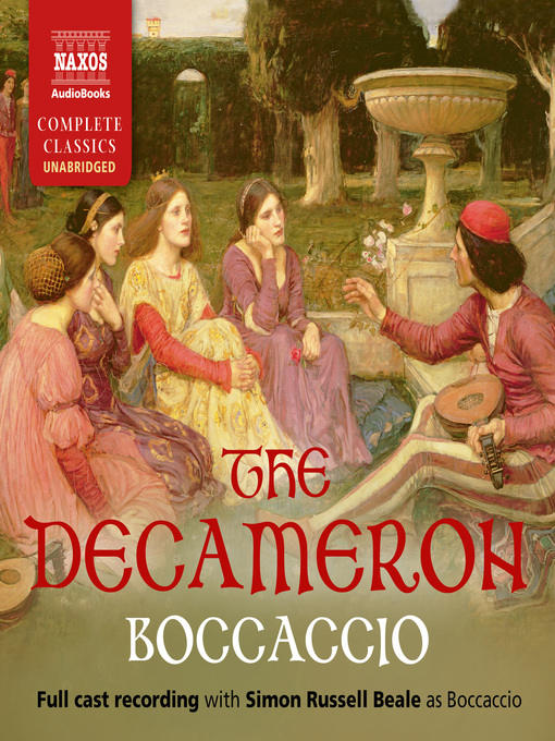 Title details for The Decameron by Giovanni Boccaccio - Available