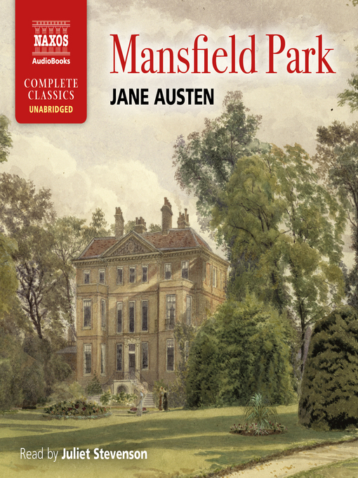 Title details for Mansfield Park by Jane Austen - Available
