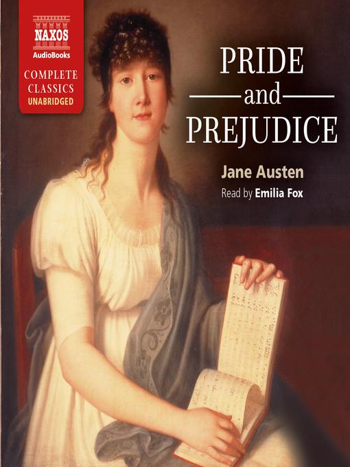 Title details for Pride and Prejudice by Jane Austen - Wait list