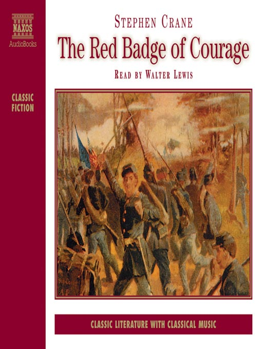 an analysis of the novel the red badge of courage by american author steven crane This lesson explores what critics said about stephen crane's war novel 'the red badge american author stephen crane courage literary criticism for the red.