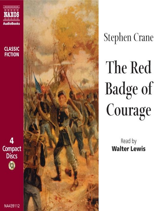 an analysis of the steven cranes and the red badge of courage affecting the public perception of the