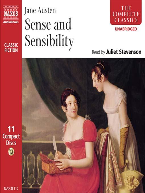 an analysis of sense of sensibility by jane austen Category: literary analysis, jane austen title: sense and sensibility.