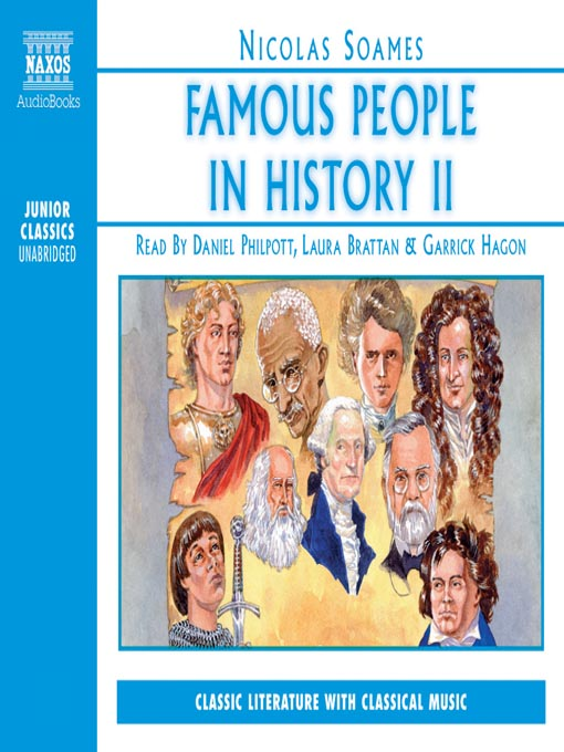Title details for Famous People in History II by Nicolas Soames - Available