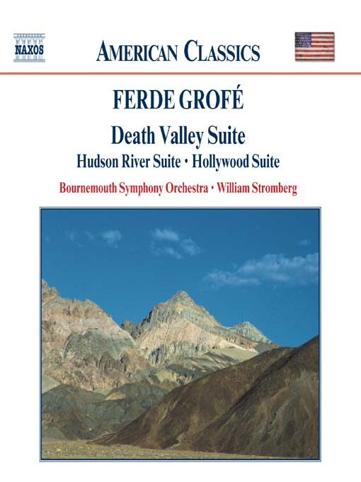 Title details for GROFE: Death Valley Suite / Hudson River Suite / Hollywood Suite by Ferde Grofe - Wait list