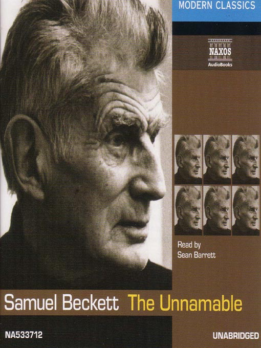 Title details for The Unnamable by Samuel Beckett - Available