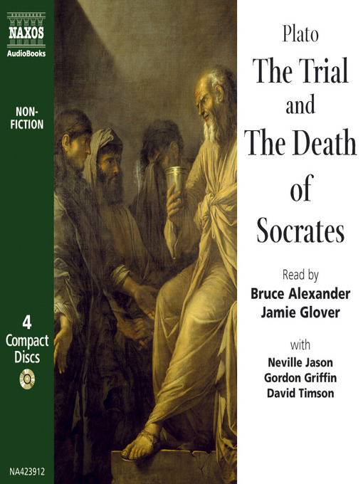 the theme of reputation in platos the trial and death of socrates