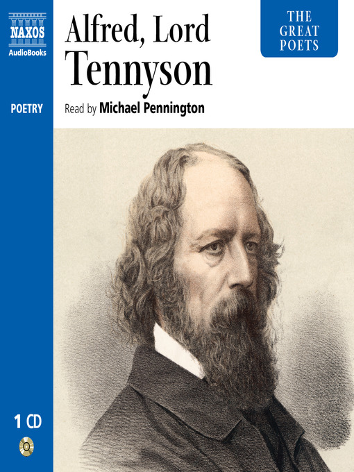 Title details for Alfred, Lord Tennyson by Lord Alfred Tennyson - Wait list