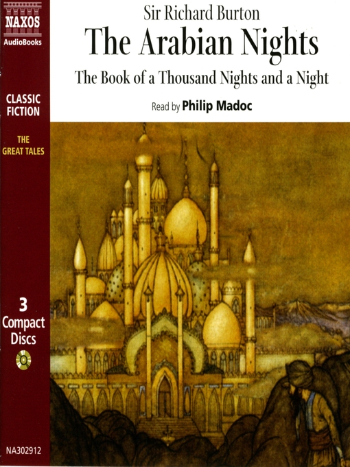 Title details for The Arabian Nights by Sir Richard Burton - Available
