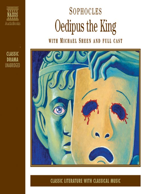 a review of sophocles drama king oedipus Sophocles i has 52,782 ratings and 1,288 reviews bookdragon sean said: the three theban pays are the absolute pillar stone of ancient greek drama, and i.