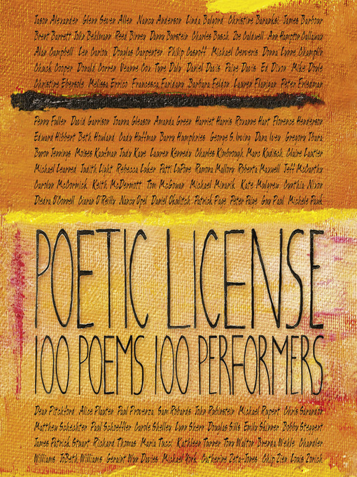 Title details for Poetic License by A. A. Milne - Available