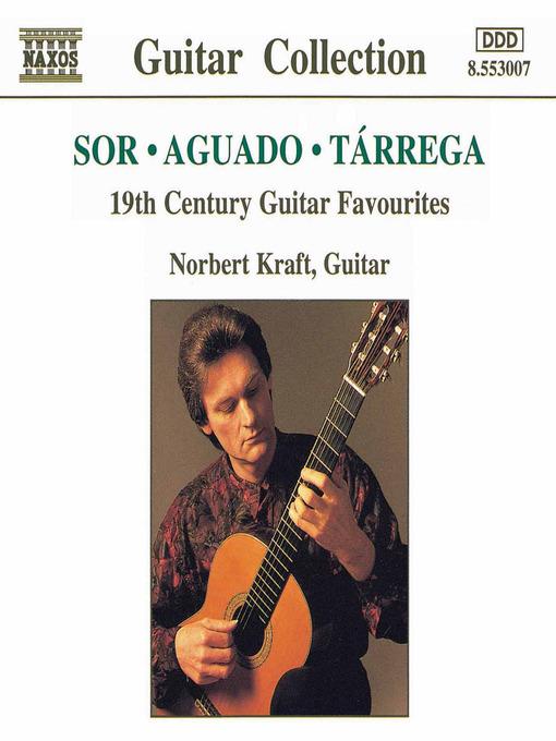 Title details for 19th Century Guitar Favourites by Fernando Sor - Wait list