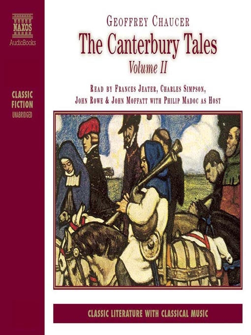 a review of geoffrey chaucers the canterbury tales