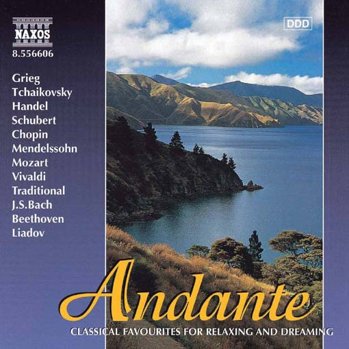 Title details for ANDANTE - CLASSICS FOR RELAXING AND DREAMING by Edvard Grieg - Wait list
