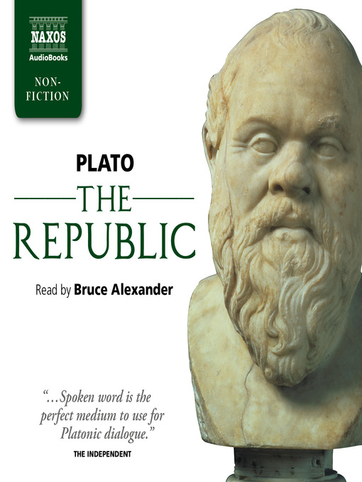 an analysis of the republic a book by plato Plato is a master at examining knowledge and society in books like the republic, as well as another masterpiece, meno although there are several important.
