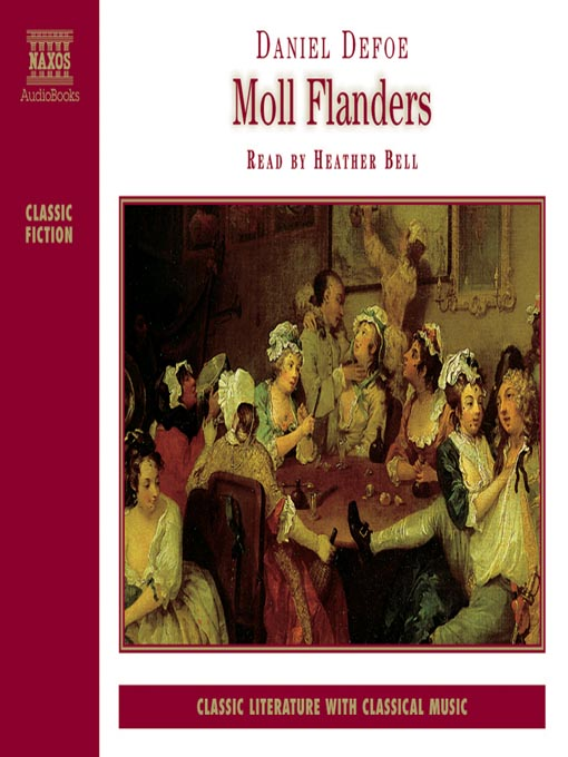 characterization of moll flanders