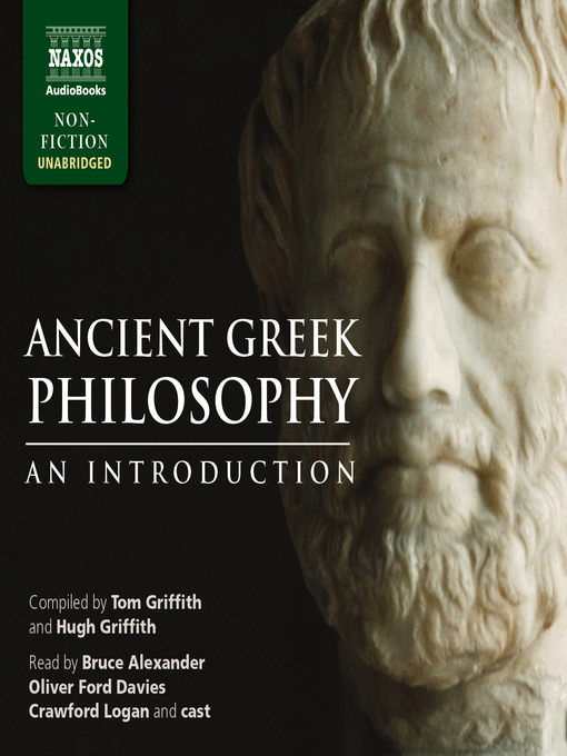 Title details for Ancient Greek Philosophy by Tom Griffith - Wait list