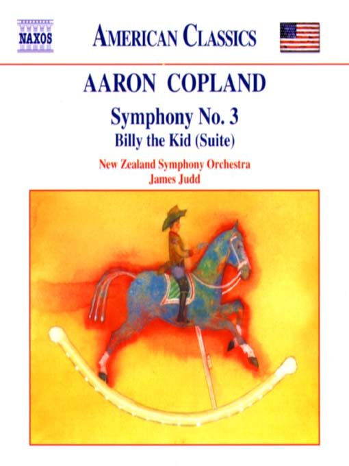 Title details for COPLAND: Symphony No 3 / Billy the Kid by Aaron Copland - Wait list