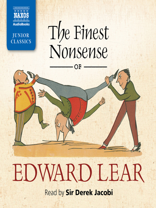 Title details for The Finest Nonsense of Edward Lear by Edward Lear - Available