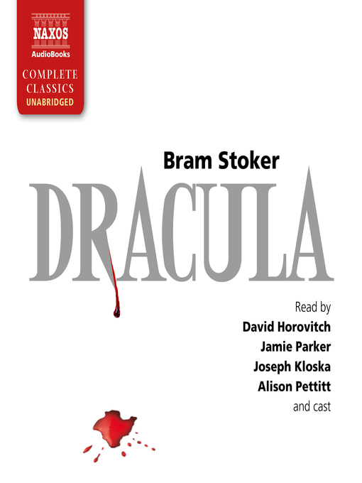 Title details for Dracula by Bram Stoker - Wait list