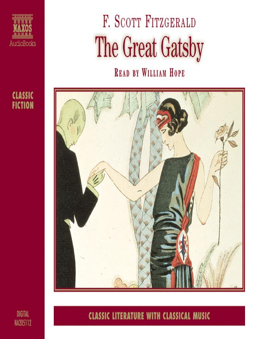 the society of the roaring twenties in the great gatsby by f scott fitzgerald Fitzgerald uses a layered tragic love story to bring the jazz age of the 1920s alive in 1925, when f scott fitzgerald's the great gatsby was published, it sold less than 25,000 copies.