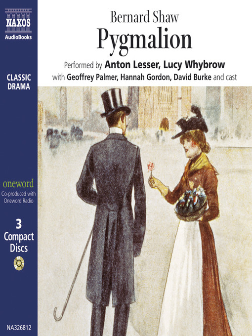 "pygmalion as shavian play But ""pygmalion"" would not be shavian if there were no didactics, contrasts and many-sidedness the instructiveness of the play consists in synthesis -- determinative for a human being is its public relation to other people."