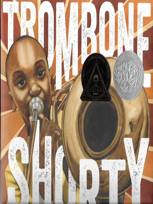 Cover of Trombone Shorty