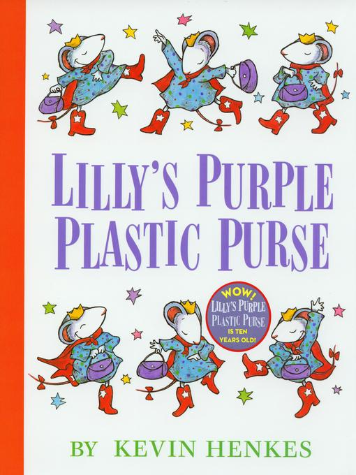 Title details for Lilly's Purple Plastic Purse by Kevin Henkes - Available