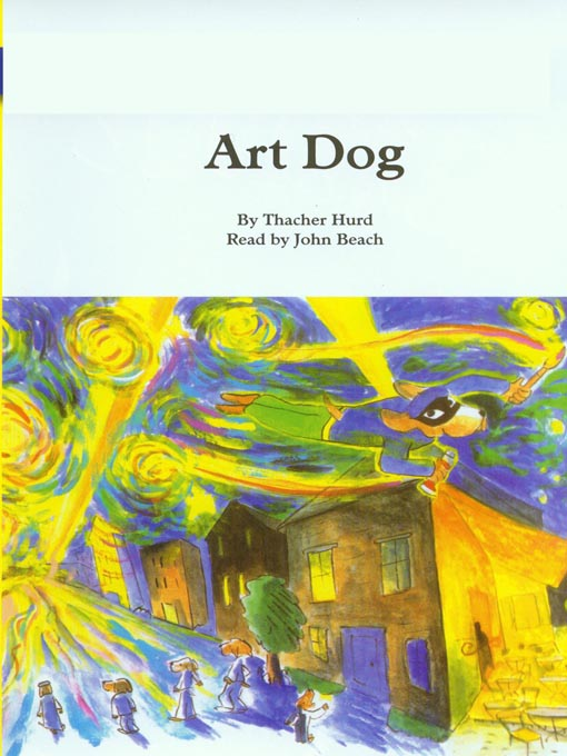 Cover of Art Dog