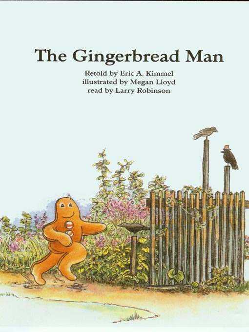 Title details for The Gingerbread Man by Eric A. Kimmell - Available
