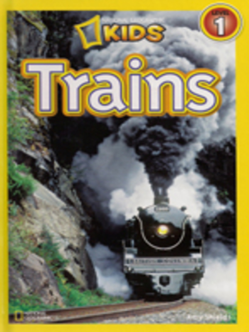Title details for Trains by Amy Shields - Available