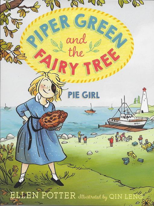 Title details for Pie Girl by Ellen Potter - Available