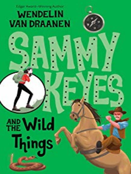 Cover of Sammy Keyes and the Wild Things