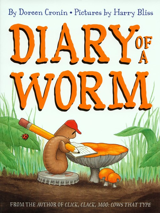 Cover of Diary of a Worm