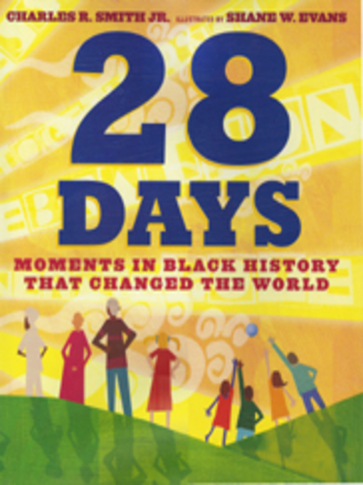 Title details for 28 Days by Charles R. Smith, Jr. - Available