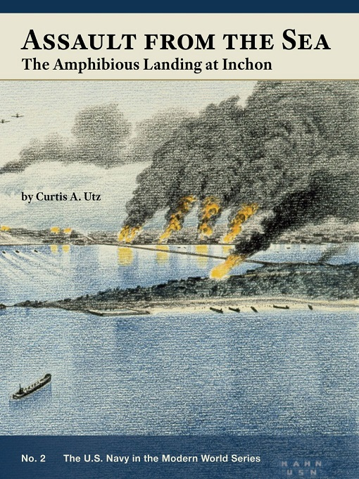 Cover of Assault from the Sea