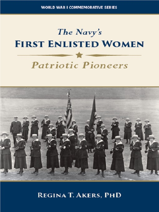 Cover of The Navy's First Enlisted Women