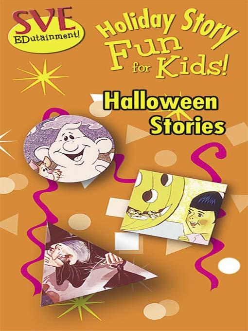 Title details for Halloween Stories by CLEARVUE & SVE - Wait list