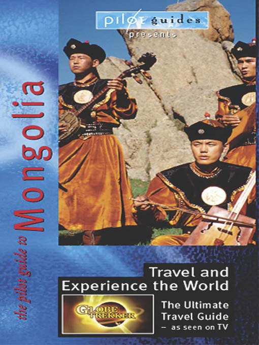 Title details for Mongolia by Globe Trekker - Wait list