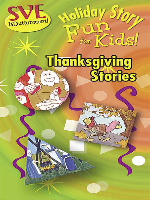 Title details for Thanksgiving Stories by CLEARVUE & SVE - Wait list