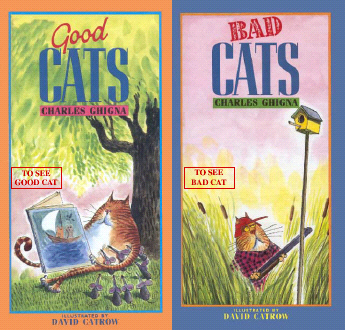 Title details for Good Cats, Bad Cats by Charles Ghigna - Available