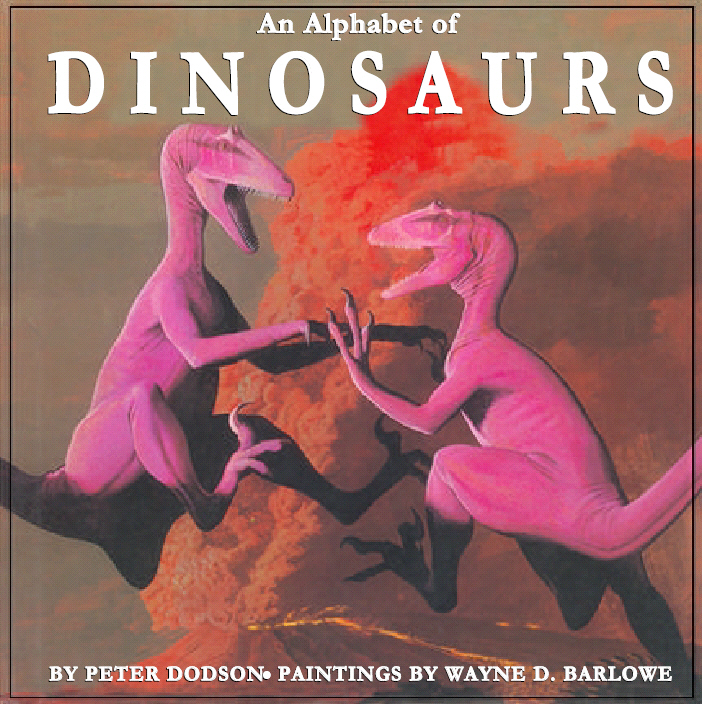 Title details for An Alphabet of Dinosaurs by Peter Dodson - Available