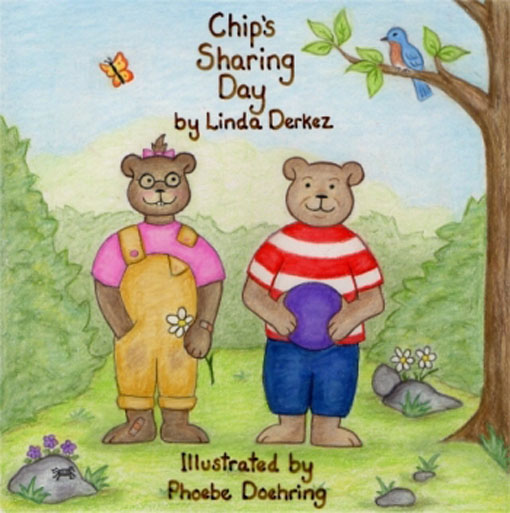 Title details for Chip's Sharing Day by Linda Derkez - Available