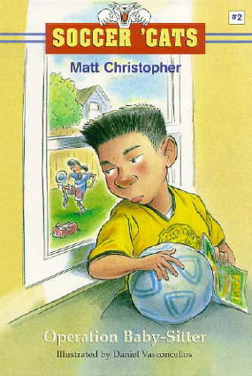Title details for Soccer 'Cats 2: Operation Baby-Sitter by Matt Christopher - Available