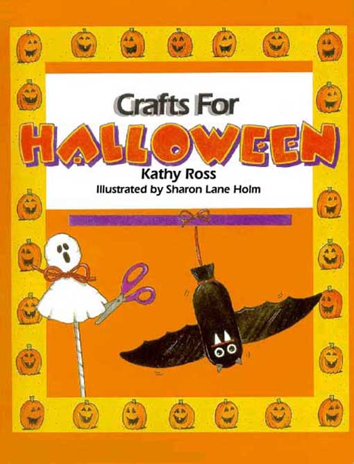 Title details for Crafts for Halloween by Kathy Ross - Available