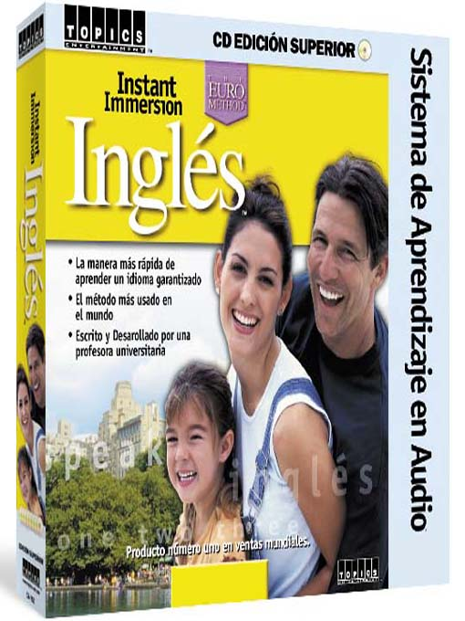 Title details for Instant Immersion Ingles by TOPICS Entertainment - Wait list