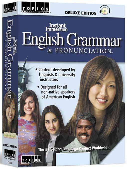 Title details for Instant Immersion English Grammar & Pronunciation by TOPICS Entertainment - Wait list