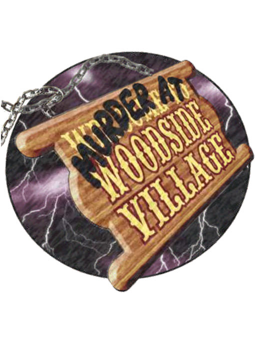 Cover image for Murder at Woodside Village (Radio Drama)