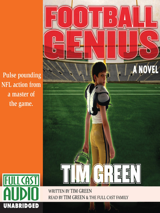 Title details for Football Genius by Tim Green - Wait list