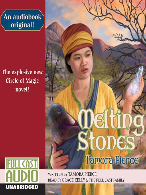 Title details for Melting Stones by Tamora Pierce - Available