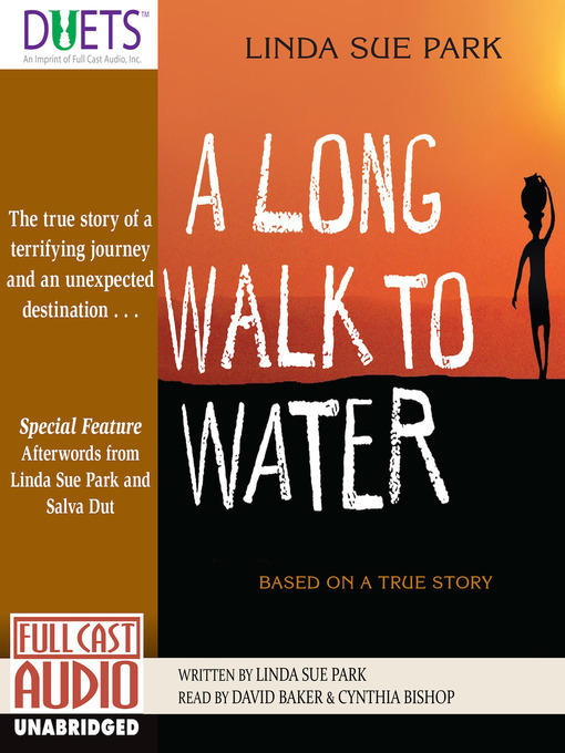 Cover of A Long Walk To Water